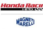 Honda HPD and Magneti Marelli