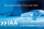 Magneti Marelli's technologies at the 65th Frankfurt Motor Show 2013