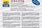 Folder for equal quality radiators and heaters 2011/2012 Supplement